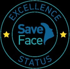 Save Face logo black